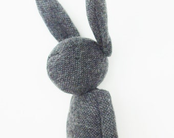 Handmade wool bunny
