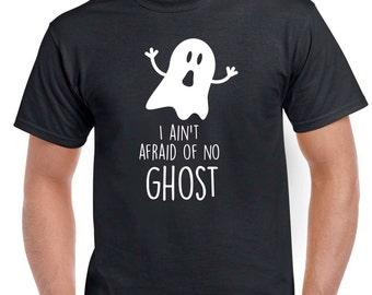 "Ghostbusters ""I Ain't Afraid Of No Ghost"" Tshirt"