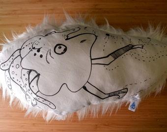 Creature Pillow B