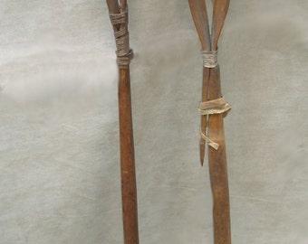 Native American LaCrosse Sticks