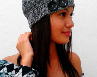 Beautiful, comfortable and elegant hats woven crochet in different models, sizes and colors that you can apply to your own liking