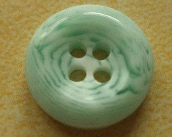 10 buttons 13mm Green (2706) button
