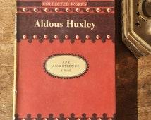 Unique Aldous Huxley Related Items Etsy border=