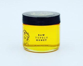 Raw Tupelo Honey 3oz