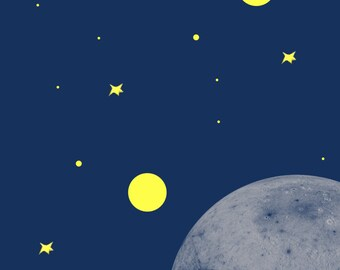Gotta love the moon