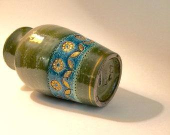 Bitossi Decorative Vase Aldo Londi Design for Rosenthal Netter