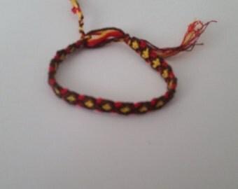 Small diamonds bracelet