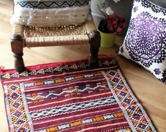 Berber Kilim wool - handmade