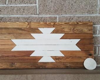 Southwestern Style Wall Art <3 Reclaimed Wood!