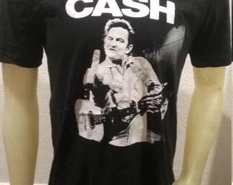 items similar to johnny cash tribute silhouette necklace