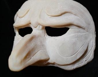 Zanni / Servant Commedia Mask
