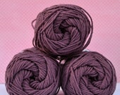 Soft cotton/acrylic yarn, Kacenka, Sport weight, 50g /150 m