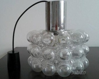 Vintage chandelier-Helena Tynell 1960