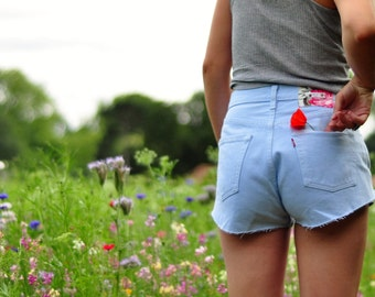 LEVIS 501 SHORTS CUSTOMISED