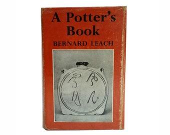 A Potter's Book by Bernard Leach