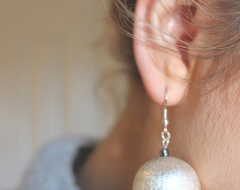 Statement Bauble Earrings