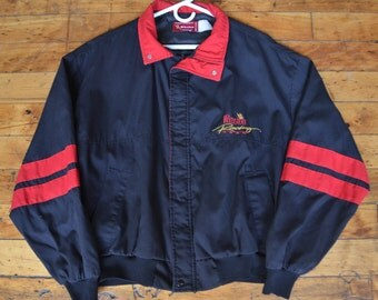 Vintage 90s Winston Racing Team Jacket/Coat