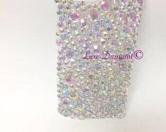 Clear AB Rhinestone iPhone 7 Plus hard Case