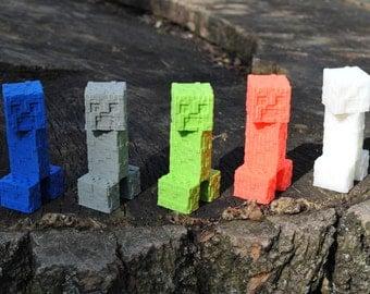 Minecraft figure Creeper