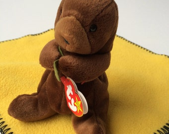 Seaweed the Otter  Ty Beanie Baby Collection
