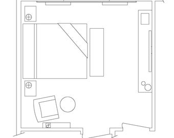 Space Plan, Floor Plan, Interior Design, Interior Designer, Home Layout, Room Design, Price per Room