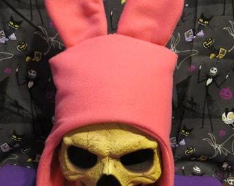 Pink Bunny Rabbit Hat Costume