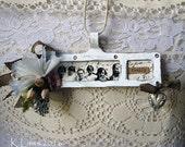 FAMILY - file frame - decoration - ornament -   NO370