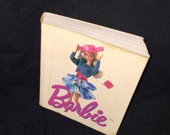 1994 Barbie Fashions Book