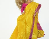 Reserved for MarieFrancaise 1987 Barbie in India Doll