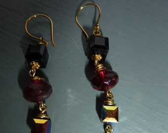 RUBY NIGHT Earrings