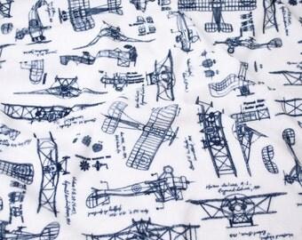 Airplane Blueprint Etsy