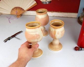 Sunburst Wine Goblet - Made to Order