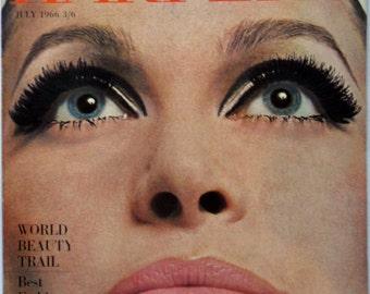 Harper's Bazaar July 1966