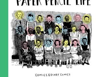 Paper Pencil Life #4