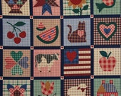 Country Squares Ginghams and Plaids