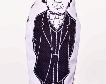 D'Arcy McGee Finger Puppet