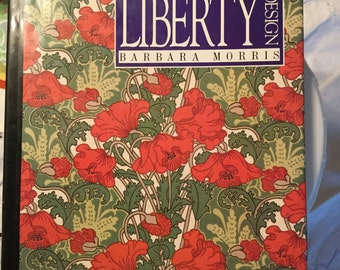 Liberty Design by Barbara Morris published 1984 Reference History Book