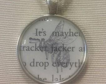 Tracker Jacker Necklace