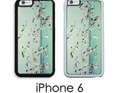 Seagulls Flying Beach Shabby Cottage Chic   iPhone 6S 6 or PLUS Case Your Trim Choice Hard , Rubber or Tough Cases