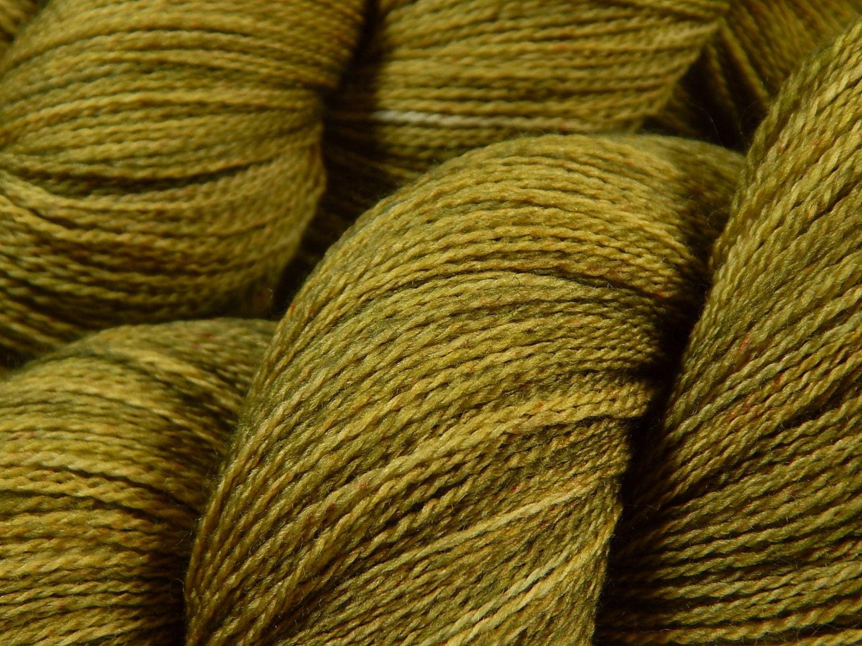 Knitting Oils : Hand dyed lace yarn weight superwash merino wool
