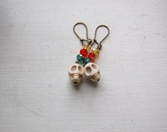Dia de los Muertos - Earrings