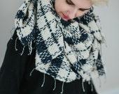 Tartan Wrap Crochet Pattern (Instant Digital Download)
