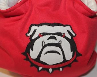 CUSTOM MADE logo AIO cloth or swim diaper: sports, characters etc.