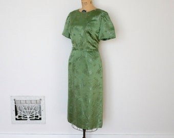 Vintage 1960s Dress - 60s Cocktail Dress - The Dana