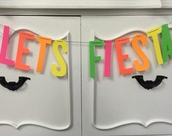 Lets Fiesta Banner
