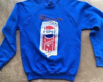 Say Pepsi Please Sweatshirt