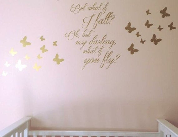 Custom wall decals create your own quote custom by luxeloft for Design your own wall mural