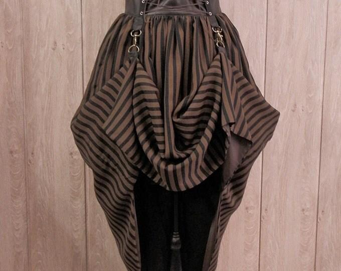 Steampunk Lolita Long skirt