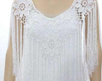 White Shawl cape Bridal shawl Crochet shawl Wedding wrap Bridal accessories Wedding shawls