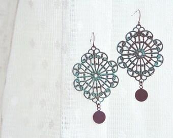 dancing gypsy earrings.